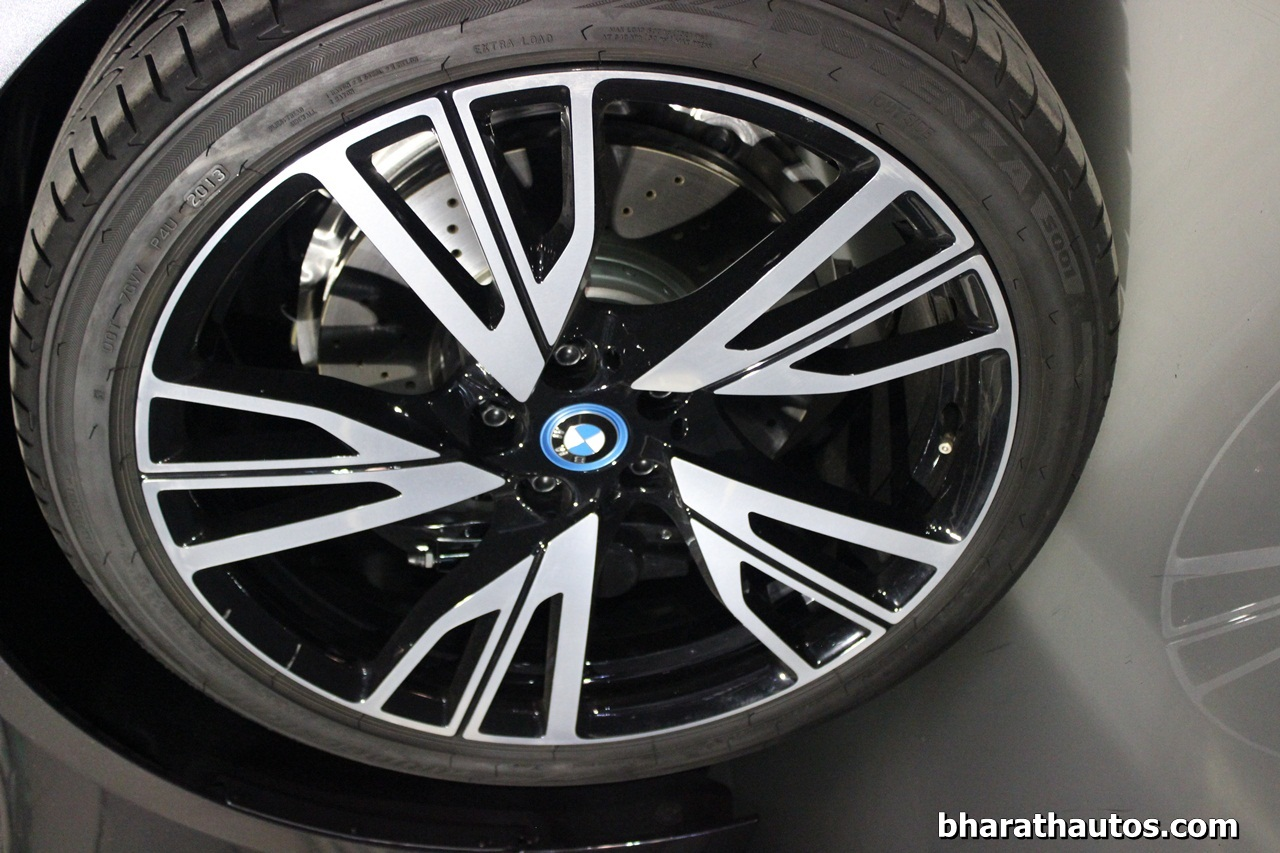 Bmw I8 India Alloy Wheels Bharathautos Automobile News Updates