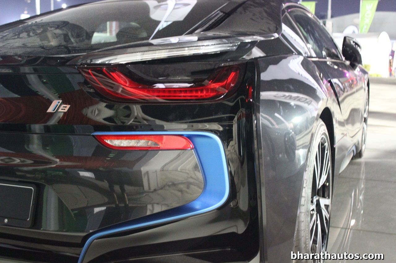 Bmw I8 India Tail Lights Bharathautos Automobile News Updates