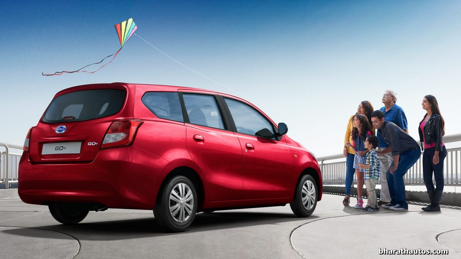 datsun go 7seater mpv launched in india at rs 379 lakh