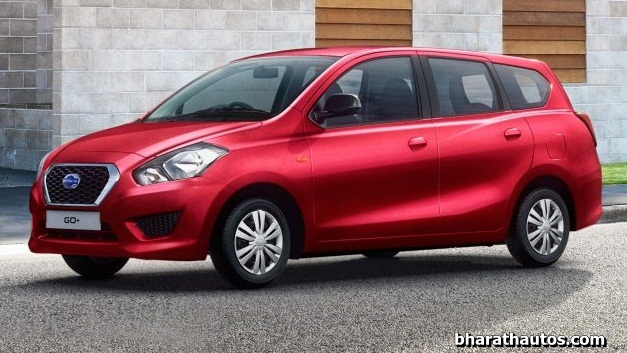 Datsun Go 7 Seater Mpv Launched In India At Rs 3 79 Lakh