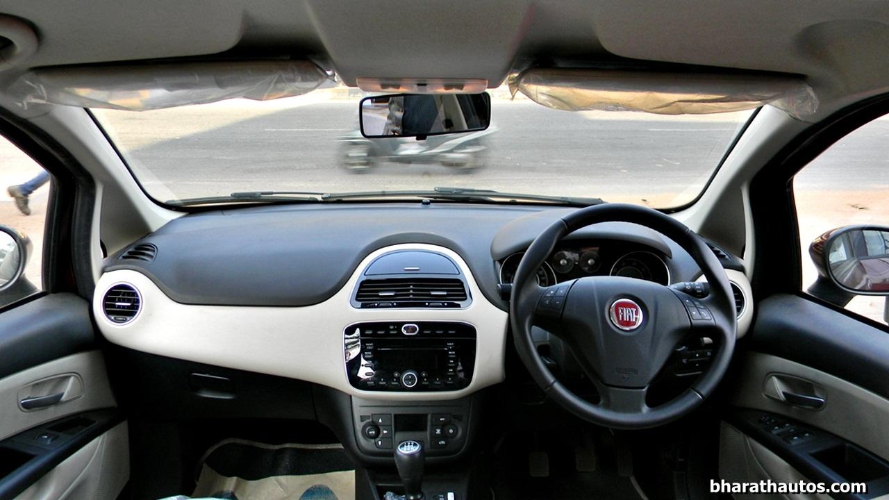 fiat-punto-evo-dashboard - BharathAutos - Automobile News Updates