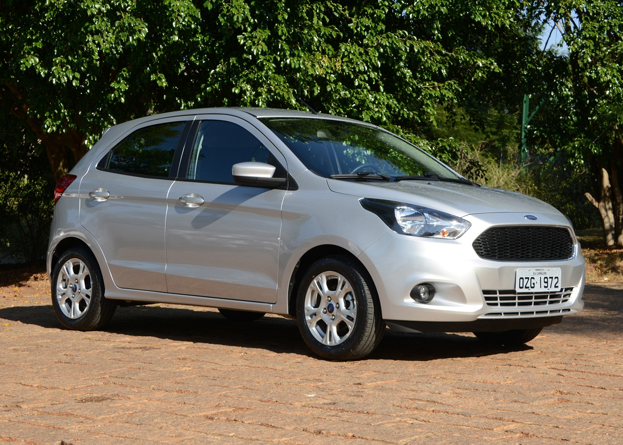 The Upcoming Model Would Be Based On The International Ford Ka Concept And Would Be Built At Fords Manufacturing Facility At Sanand In Gujarat