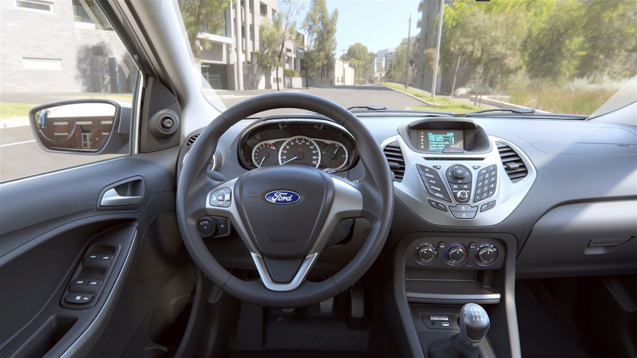 Image Result For Ford Ecosport Facelift Interior