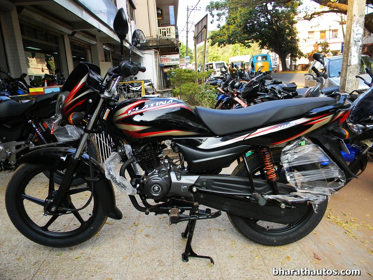 New Bajaj Platina Es A Very Short Test Ride Experience