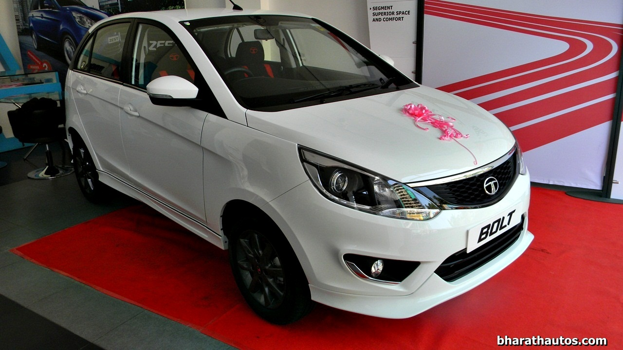 Tata Bolt Launched In India Price Starts From Rs 4 45 Lakh