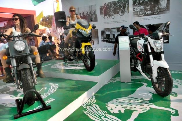 dsk-benelli-bike-range-at-2015-india-bike-week-ibw-goa