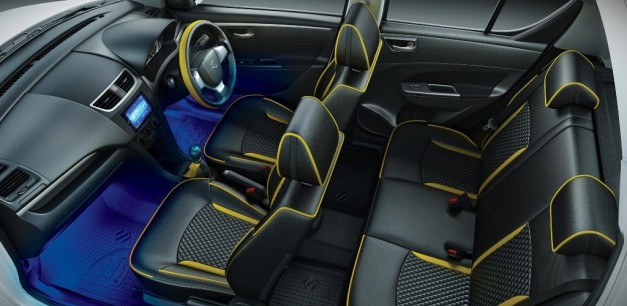 maruti-swift-windsong-limited-edition-interior