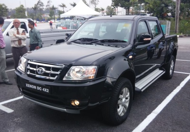 tata-motors-drb-hicom-tata-xenon-malaysia-front