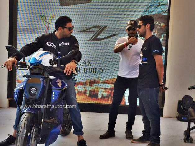 third-edition-india-bike-week-2015-yuvraj-singh-mukul-nanda-autologue-design
