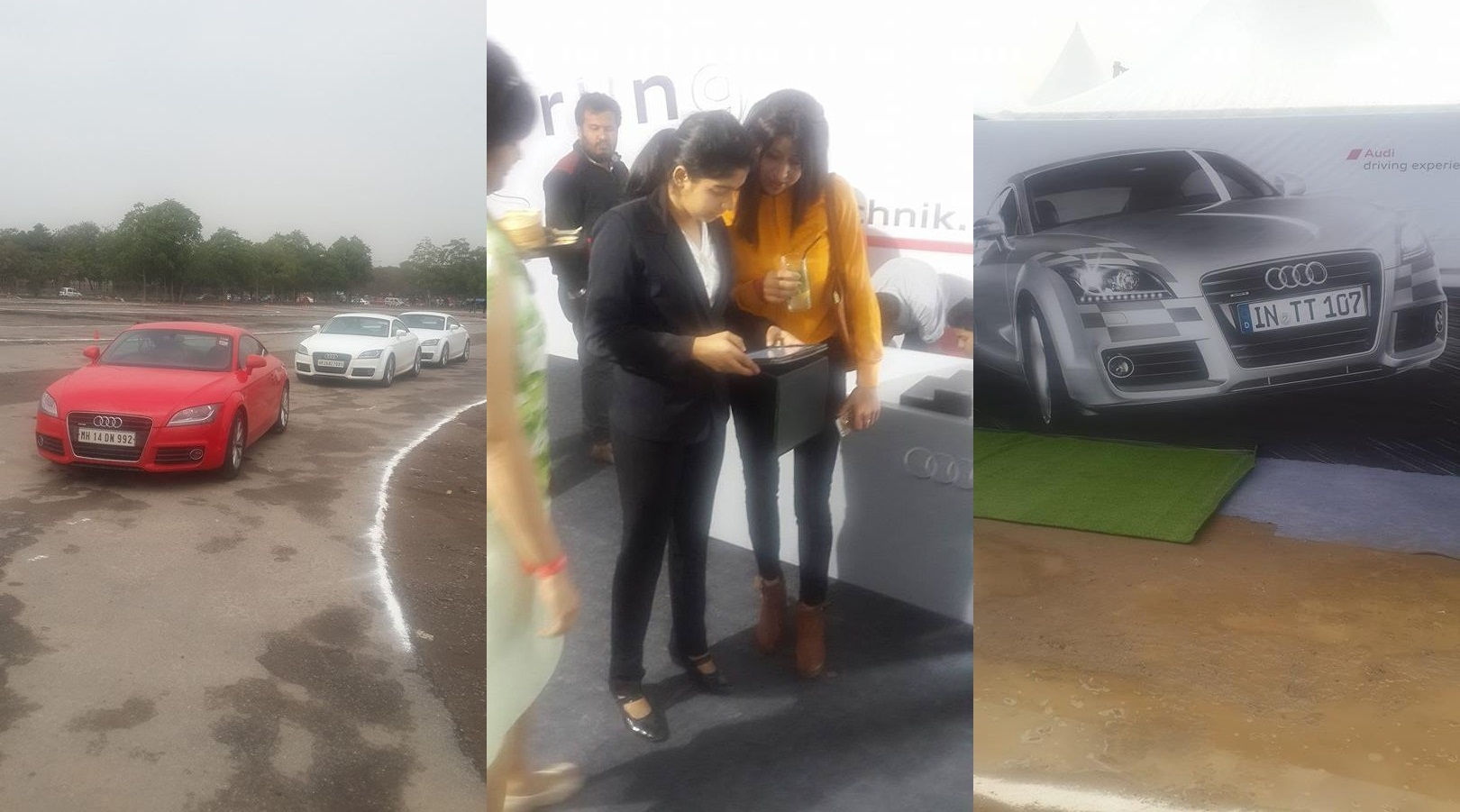 audi women's power drive in new delhi and bangalore - page 200 of 717