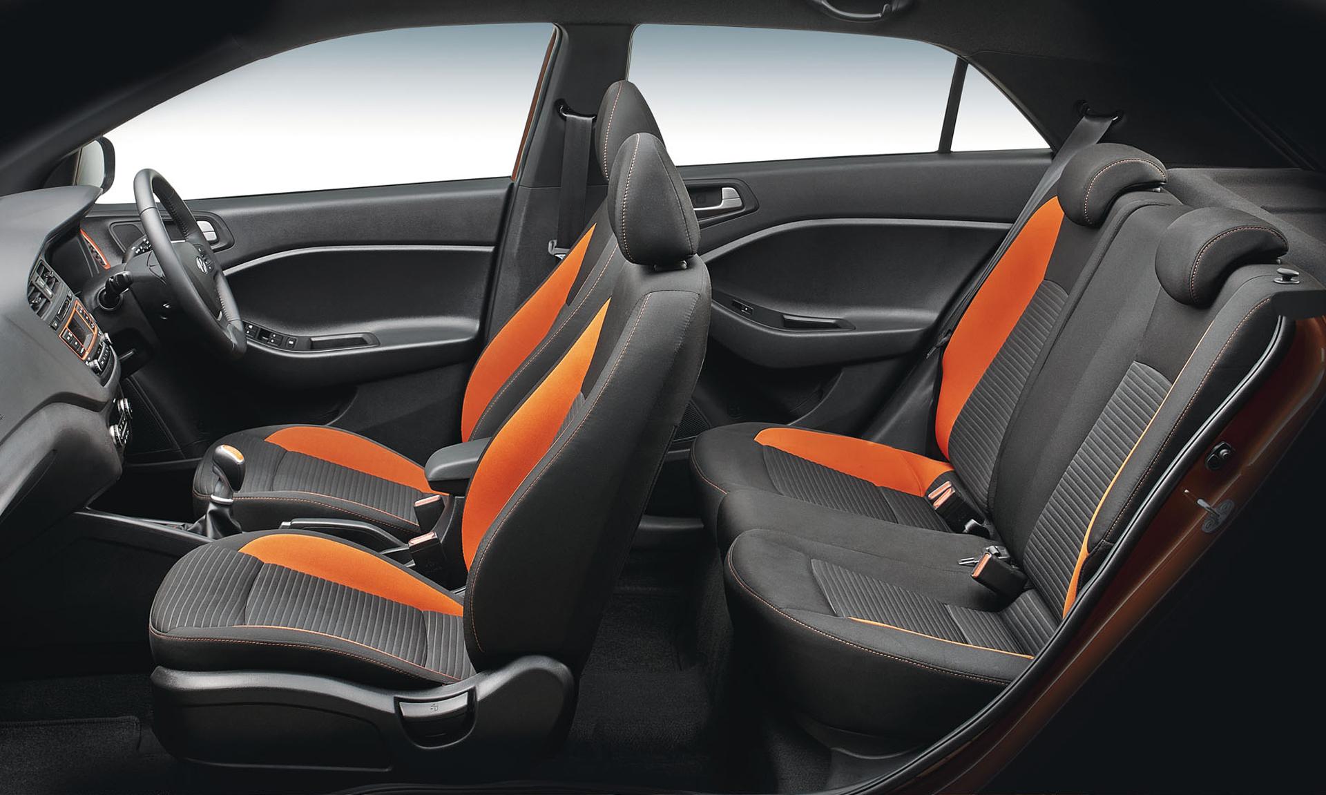 Hyundai i20 active launched in india 5 variants from rs lakh - Hyundai i20 interior ...