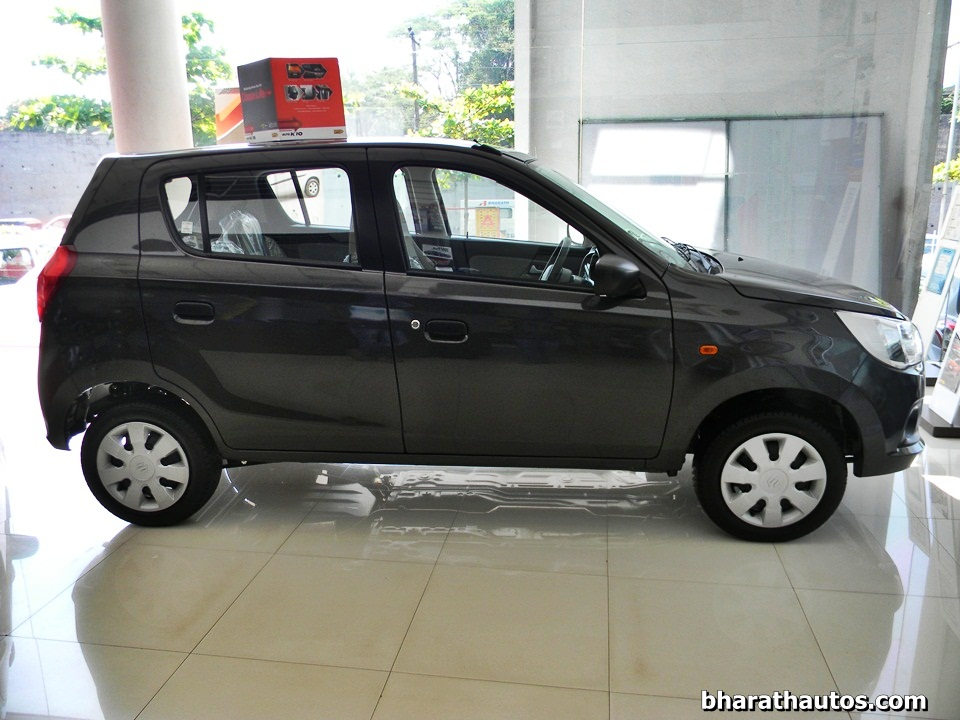 New Maruti Alto K10 - Detailed Review and Live Gallery