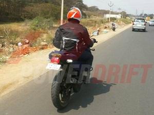 tvs-draken-250-spied-in-india