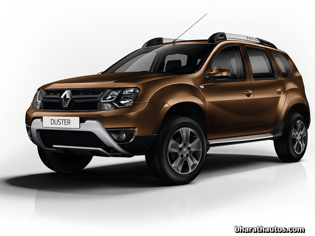 2015 Renault Duster Facelift Launched In Brazil India