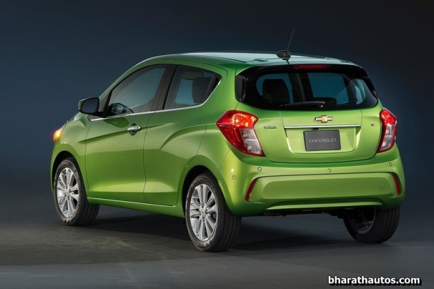 2016-chevrolet-beat-facelift-rear-india