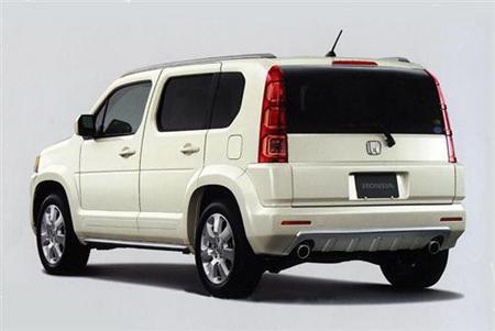 honda-india-7-seater-compact-suv-rear