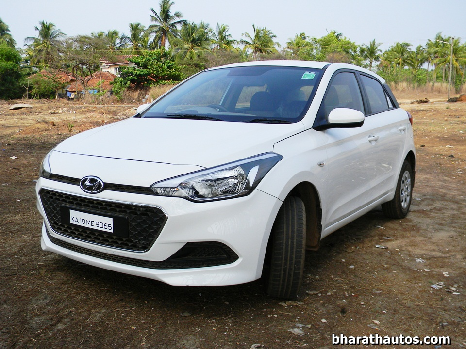 The Elite I20 Gets Hyundais Fluidic Sculpture 20 With Sharper Edges