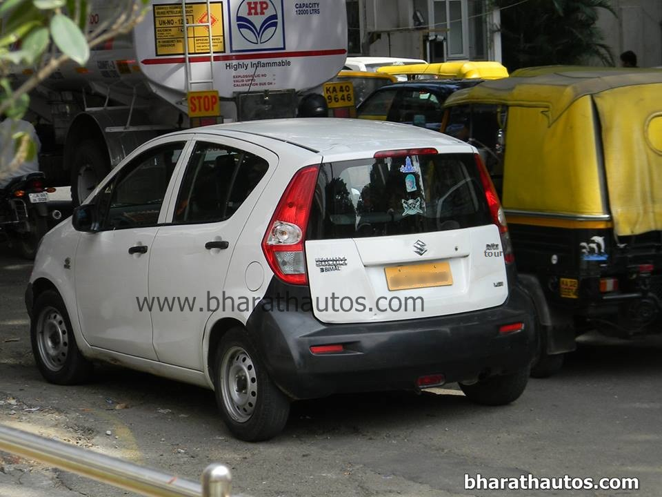 Maruti Suzuki To Launch Ritz Tour A Cab Variant Of The Ritz