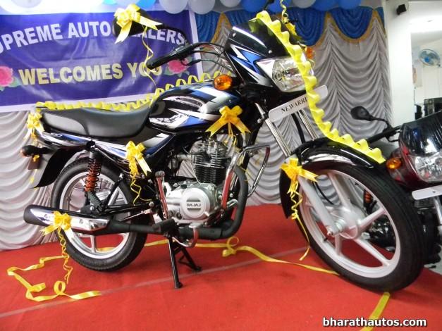 new-bajaj-ct100-launch-in-mangalore-at-supreme-motors