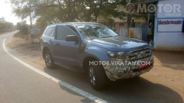 next-gen-2015-ford-endeavour-spied-front