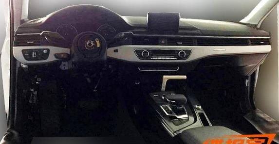 next-gen-2016-audi-a4-leaked-dashboard-interior-inside