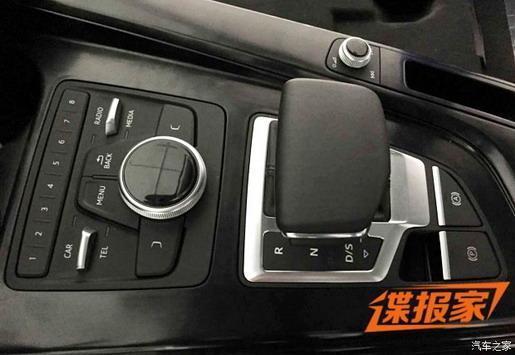 next-gen-2016-audi-a4-leaked-unique-gear-liver-design