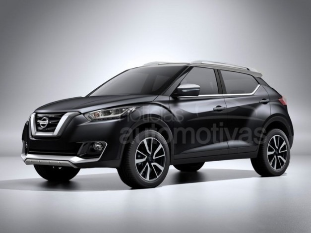 nissan-compact-suv-front-rendered