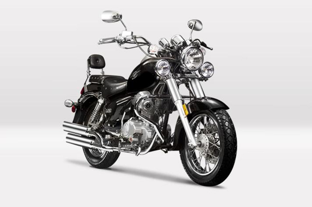 The New Upcoming 400cc Cruiser Motorcycle Is Expected To Be D Below Rs 2 Lakh