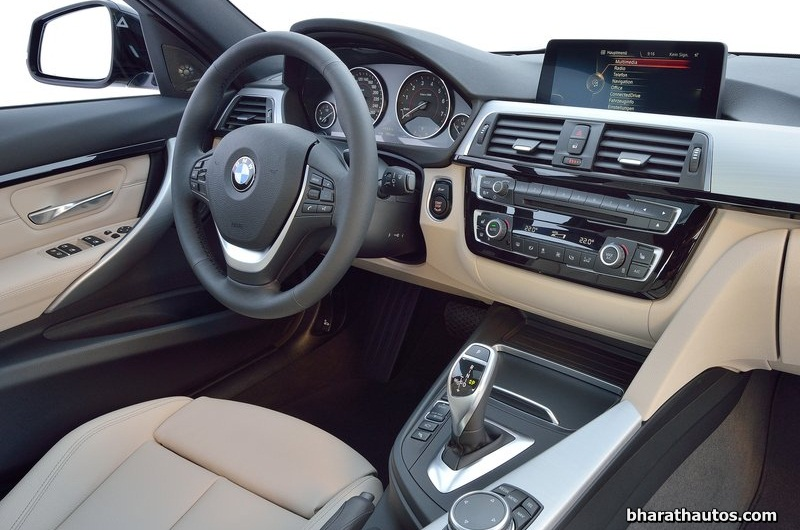 2016 Bmw 3 Series Facelift India Interior Bharathautos