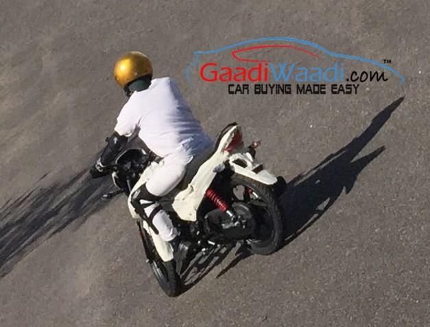 honda-upcoming-125cc-motorcycle-rear