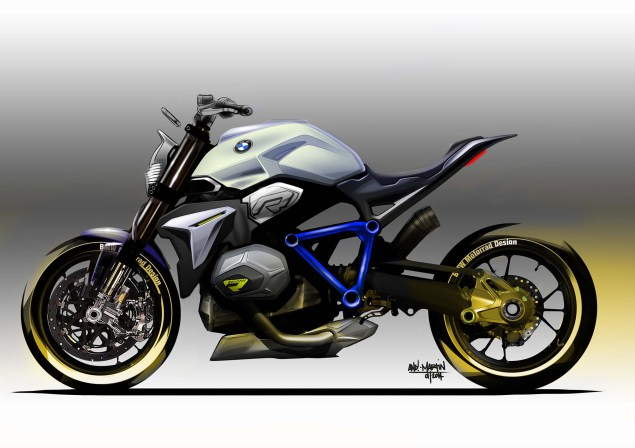 300cc TVS-BMW K03 exported from India for R&D purpose