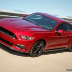 ford-mustang-india-visits-ARAI-for-testing