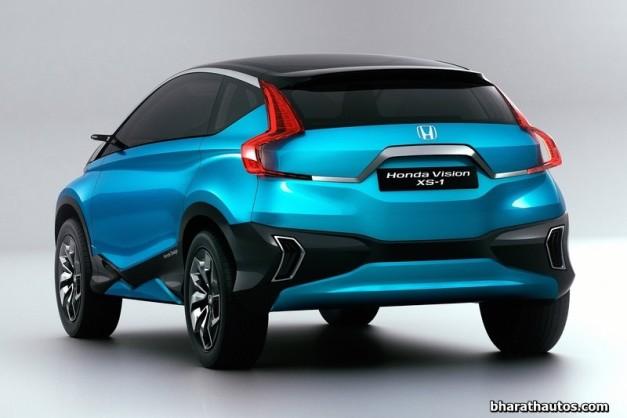 honda-2sj-brio-based-compact-suv-rear