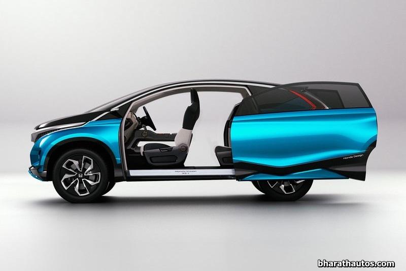 Honda 2sj Brio Based Compact Suv Sliding Door