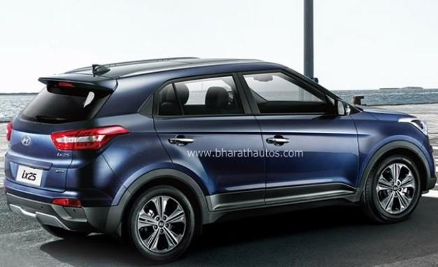 Hyundai Creta (ix25) production starts June 20, on-sale ...