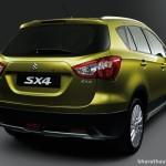 maruti-s-cross-premium-crossover-india-rear-end