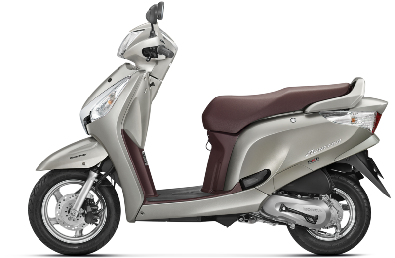 New 2015 Honda Aviator Facelift Launched In India