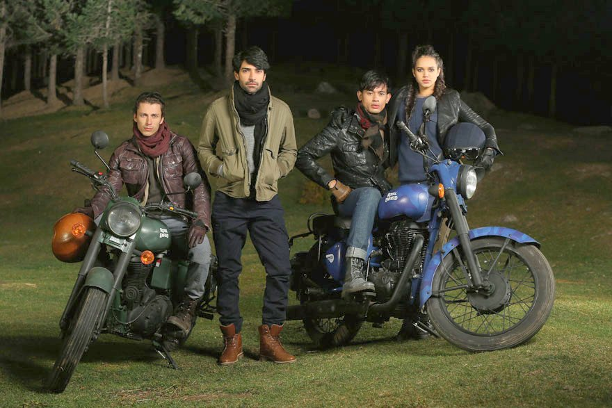 Despatch Riders Inspired Royal Enfield Limited Edition