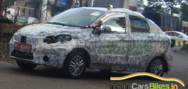 tata-kite-compact-sedan-front-spied