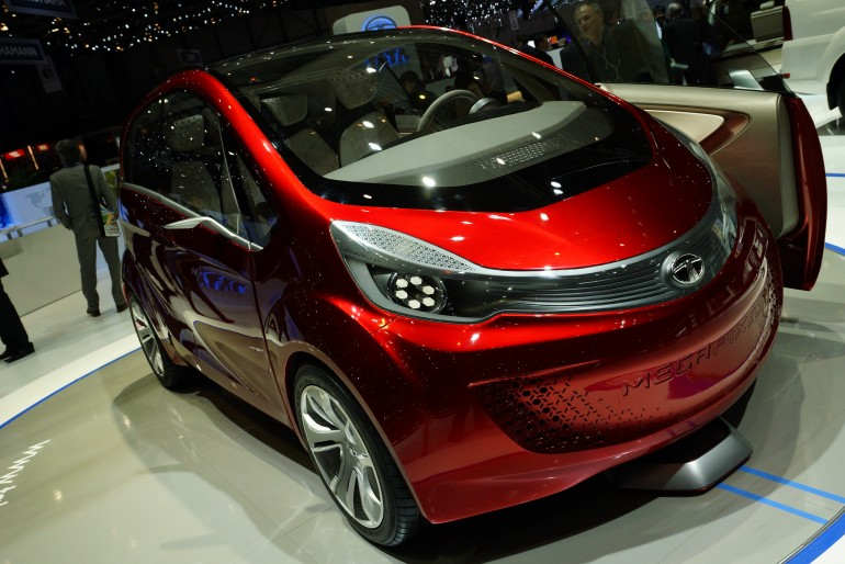 Tata Motors To Roll Out New Premium Hatchback Based On Nexon