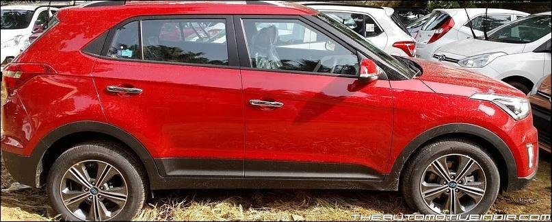 Hyundai Creta now appears at dealership, ahead of its ...