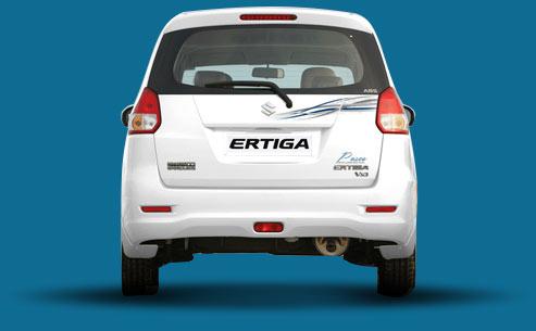Maruti Ertiga Paseo Explore Edition Another Limited Run