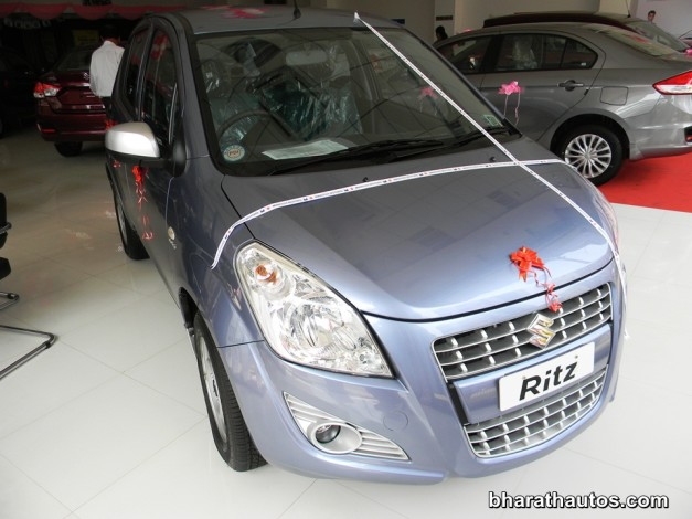 maruti-suzuki-ritz-discontinued-in-india-front