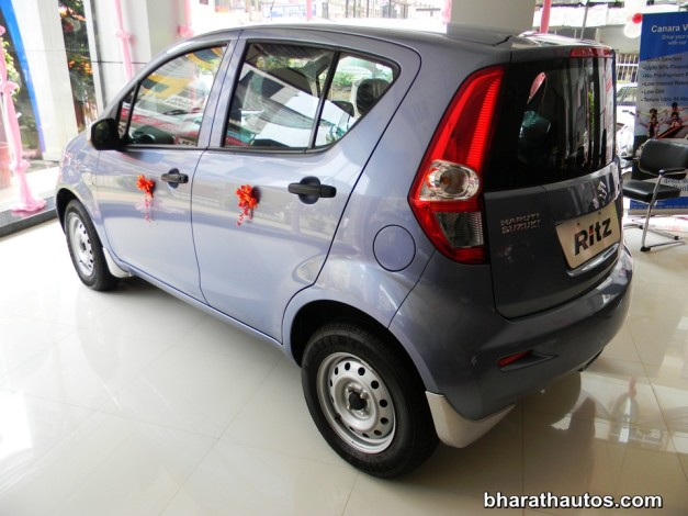 maruti-suzuki-ritz-discontinued-in-india-rear