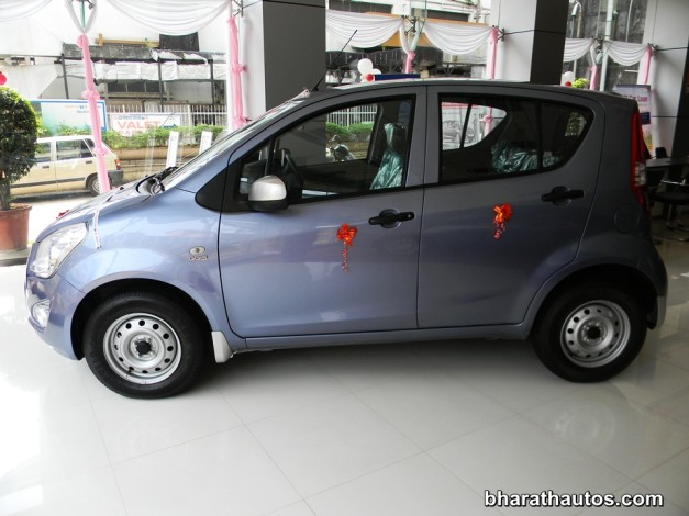maruti-suzuki-ritz-discontinued-in-india-side-profile