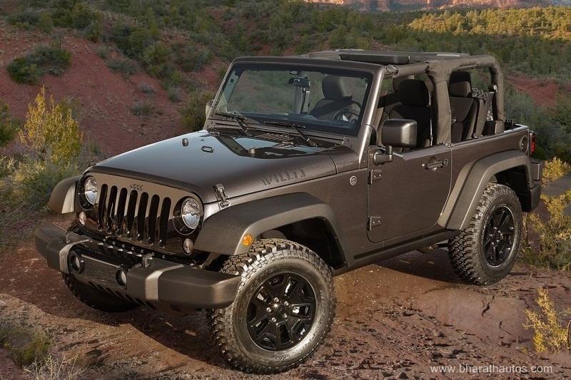 2015 Jeep Wrangler India Bharathautos Automobile News Updates