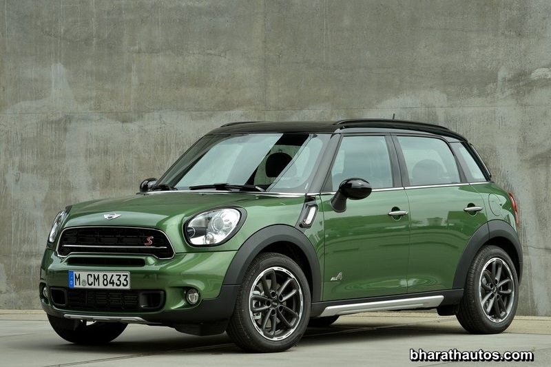 2017 Mini Countryman Facelift Now Here At Rs 36 5 Lakh Entire Range Prices Revised