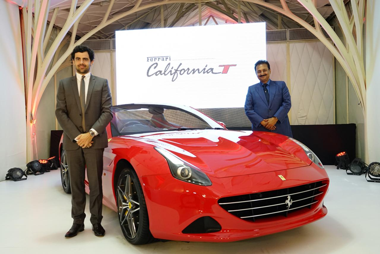 Ferrari California T Launched In India 552bhp Priced At Rs 3 45