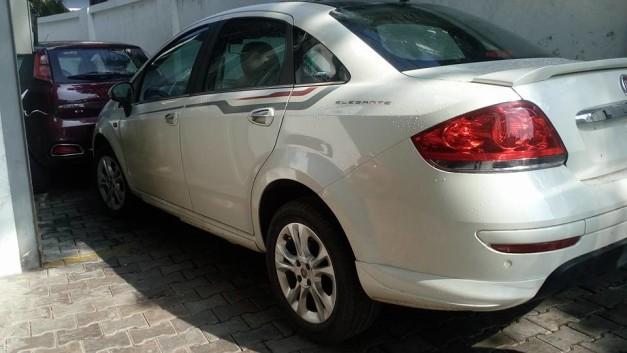 fiat-linea-elegante-edition-rear-india
