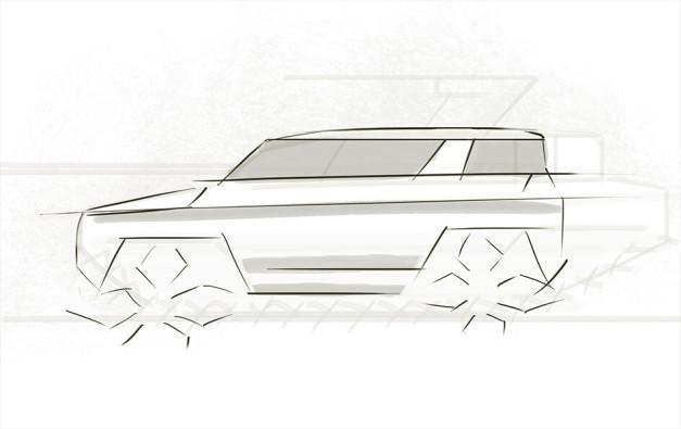 mahindra-tuv300-compact-suv-sketch